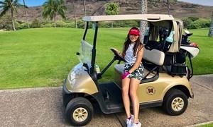 Yurie808golfのラウンドレポート★ハワイの綺麗すぎるゴルフ場紹介
