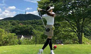 yumicoのラウンドレポート★新しいゴルフクラブとの相性は!?