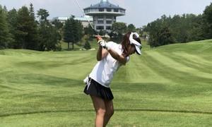 kazmiのラウンドレポート★ゴルフウェアテーマは韓国女子ゴルファー!の巻