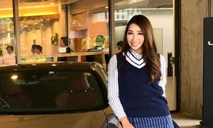 ゴルフ場への行き帰りの女性の服装◆画像あり◆Yurie808golf編