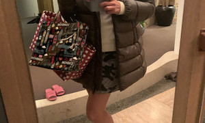 ゴルフ場への行き帰りの女性の服装【冬】◆画像あり◆kazmi編