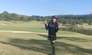 木戸愛プロと対決!yuca__chinのパーリーゲイツゴルフコンペレポート