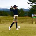 miyuのラウンドレポート★冬ゴルフでの飛距離アップのコツとは?