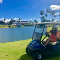 ハワイでゴルフ★ショップでも楽しむYurie808golfのラウンド術♪