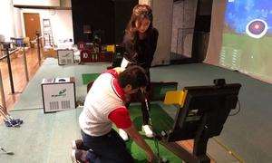 ゴルフ初心者女子大生が池袋「コミカレゴルフ」で体験レッスン!
