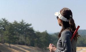 SHIONのラウンドレポート★岡山のゴルフ場から100切りぷちアドバイス♪