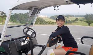 yumicoラウンドレポート★春ゴルフをPGMゴルフリゾート沖縄で♪の巻