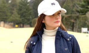 奥山夏織がゴルフを始めたきっかけとゴルフの魅力をお伝えします♪