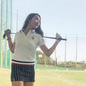 Yurie808golfのゴルフ練習方法を紹介します!打ちっ放し編