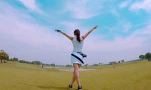 mayuがゴルフを始めたきっかけとゴルフの魅力をお伝えします♪